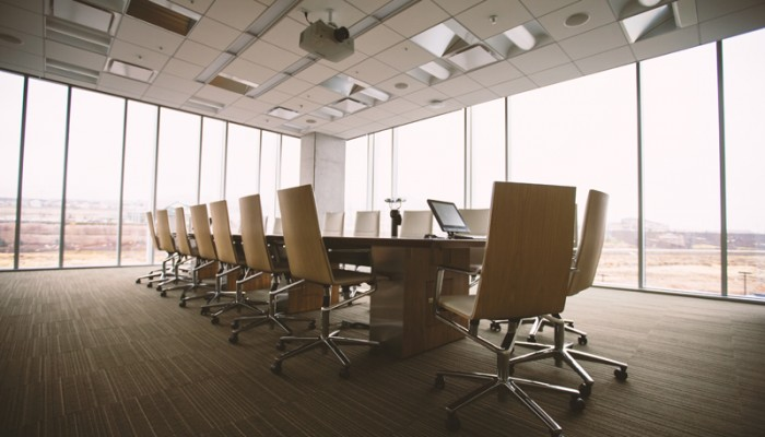 large company board room