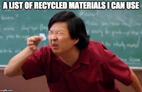 Circular economy will never take off unless we address hazardous chemicals in recycled materials