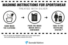 This is why you shouldn't buy odour-free sportswear treated with silver