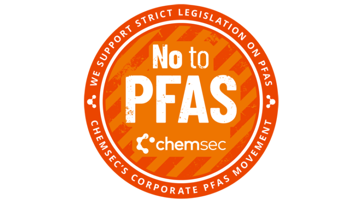 Stadium and IDUN Minerals join ChemSec's corporate PFAS movement