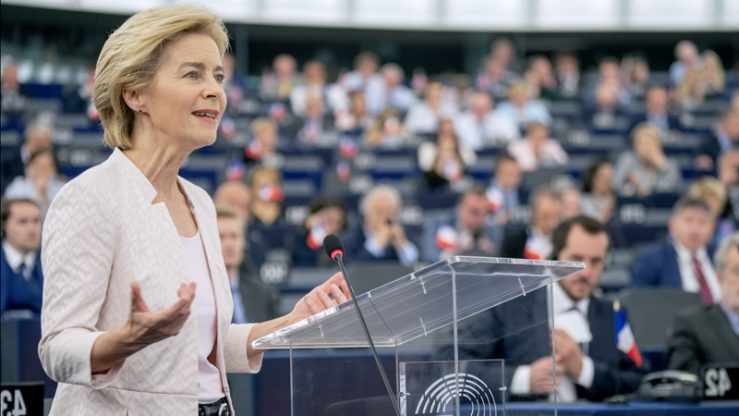 We wrote a letter to Ursula von der Leyen