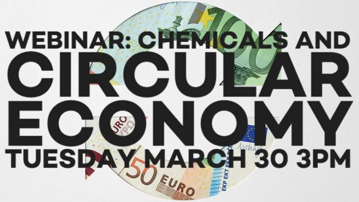 Webinar video: Chemicals and Circular Economy